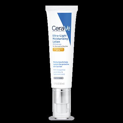 CeraVe Ultra-Light Moisturizing Lotion SPF30
